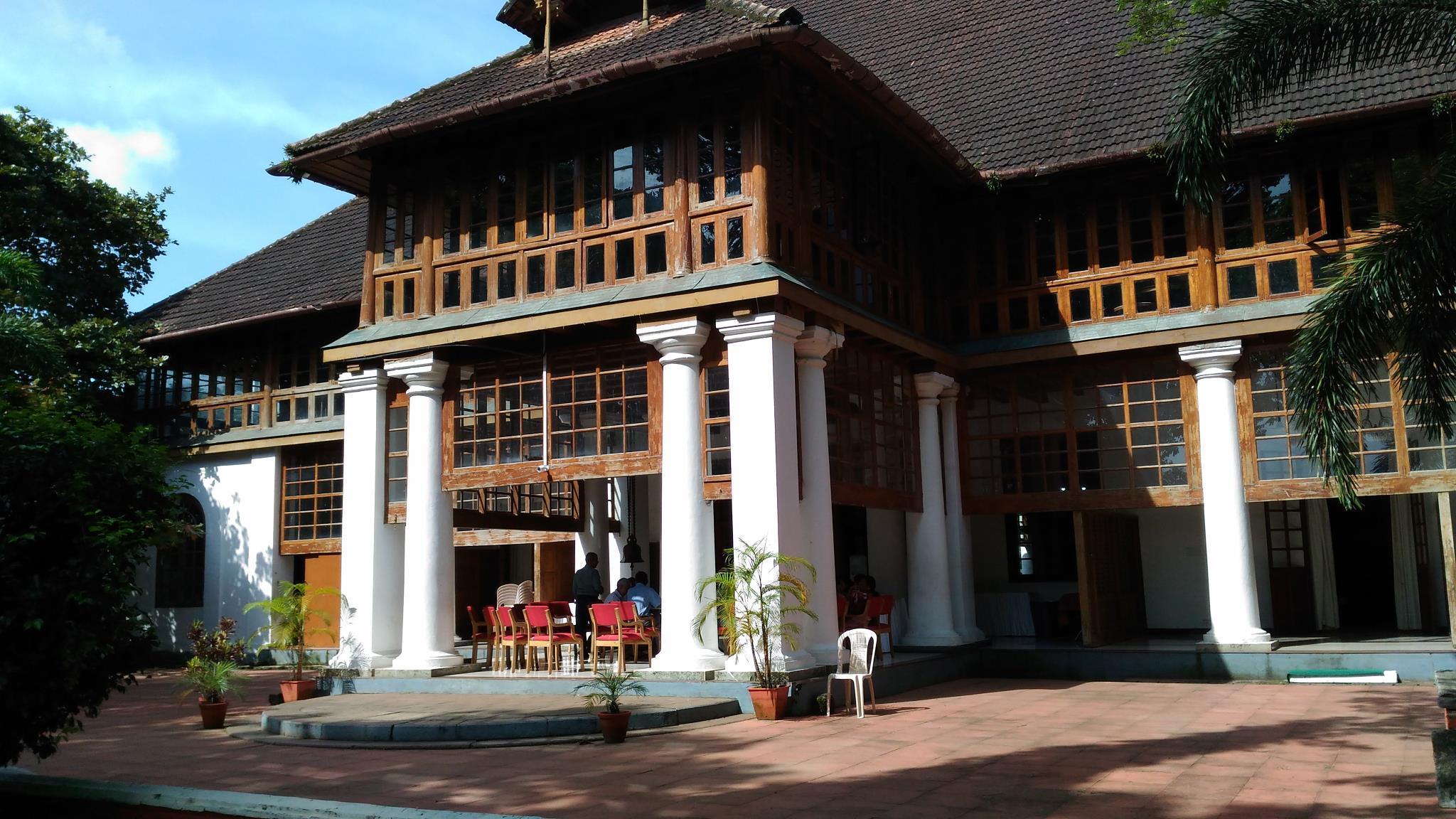 Bolgatty Palace And Island Resort  KTDC