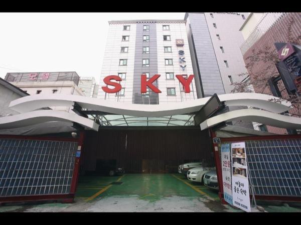 SKY Motel Jongno Seoul