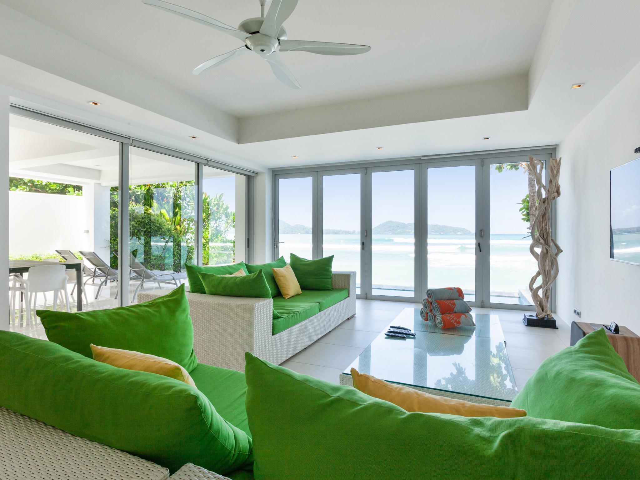 Patong Beachfront Pool House