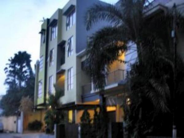 Gangga Cio Mansion, Apartment & Hotel Bali