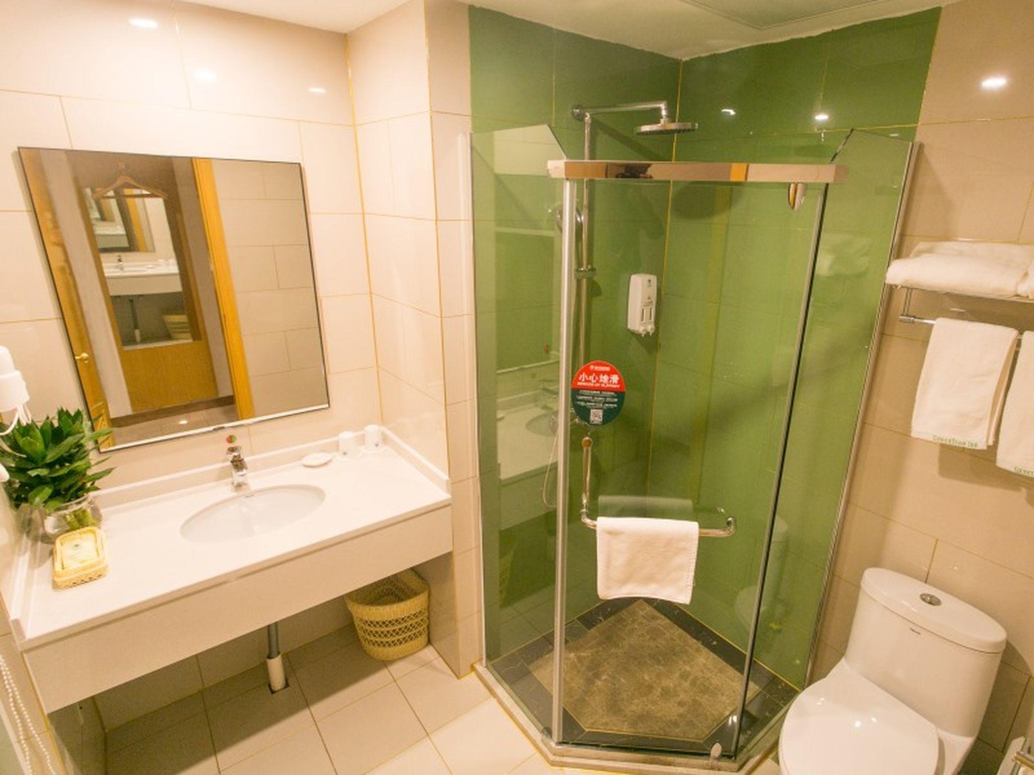 GreenTree Inn Suzhou Tai Lake Xukou Town Government Express Hotel