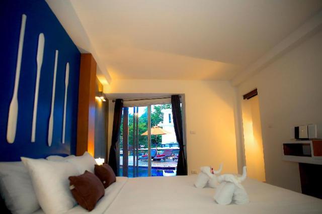 พูล แอกเซส บาย ปัณปรีดา บีช รีสอร์ต – Pool Access by Punnpreeda Beach Resort
