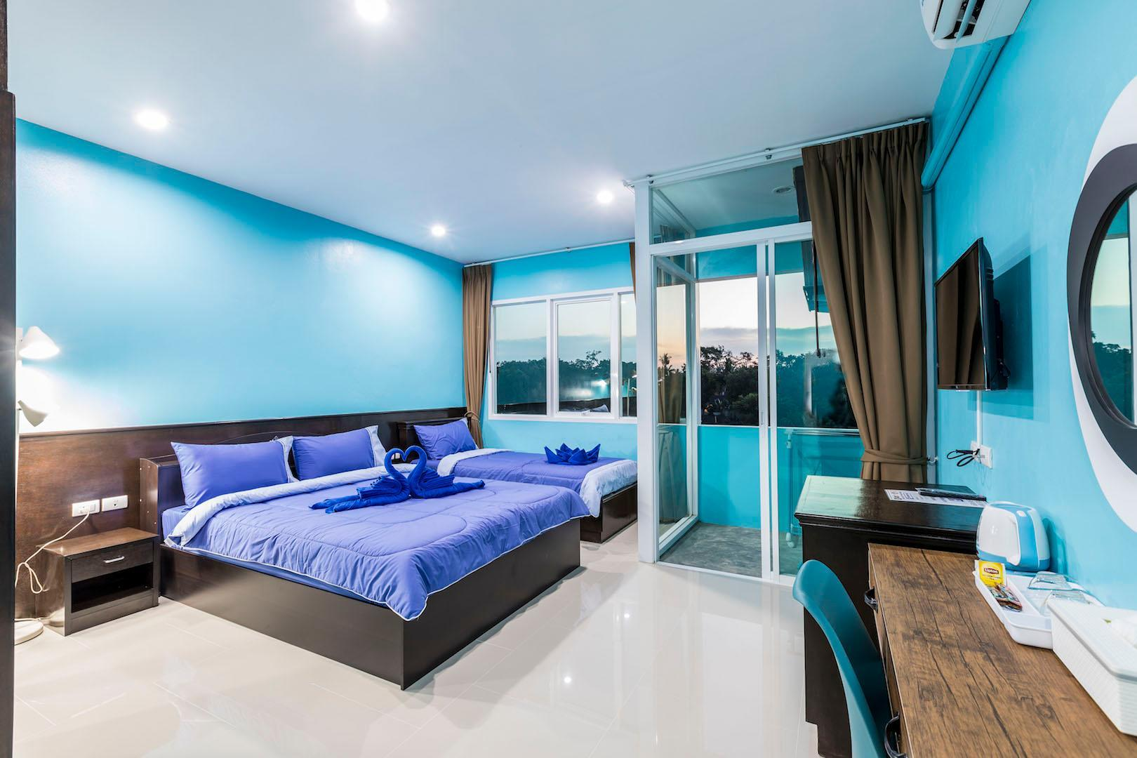 Hotel Surf Blue Kata Discount