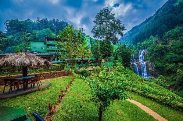 Ramboda Falls Hotel - Nuwara Eliya  Sri Lanka