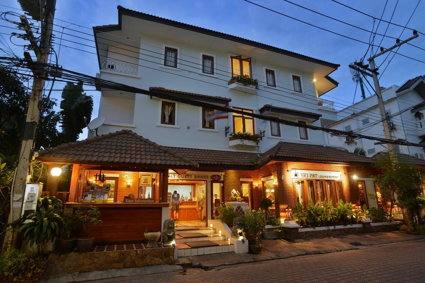 ที่นี่คือ ศรีภัทร เกสท์เฮาส์ (Sri Pat Guest House)