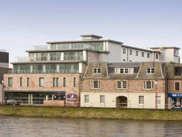 Premier inn inverness Centre - River Ness Inverness