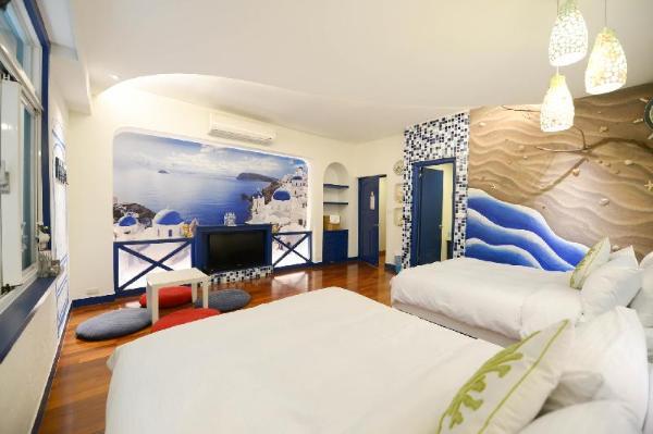 Blue coast style Tainan