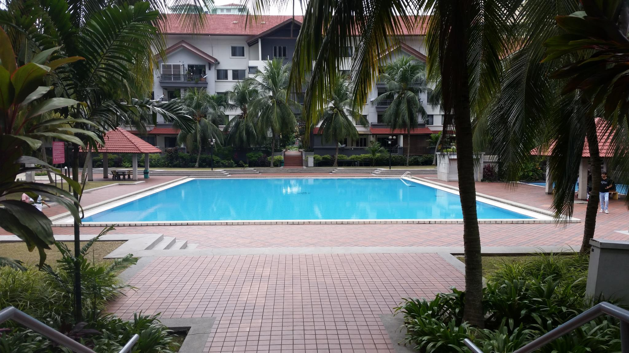 Tropical Resort Style Condominium 10min From KLCC