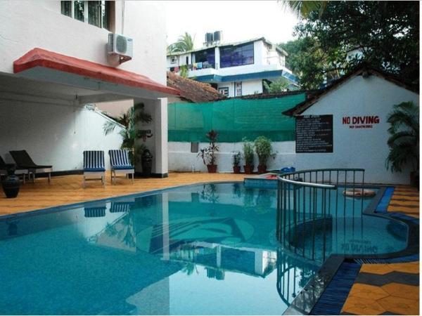 Don Hill Beach Resort Goa