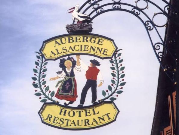 Hotel Restaurant L'Auberge Alsacienne