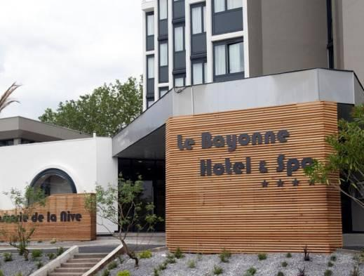 Hotel Le Bayonne