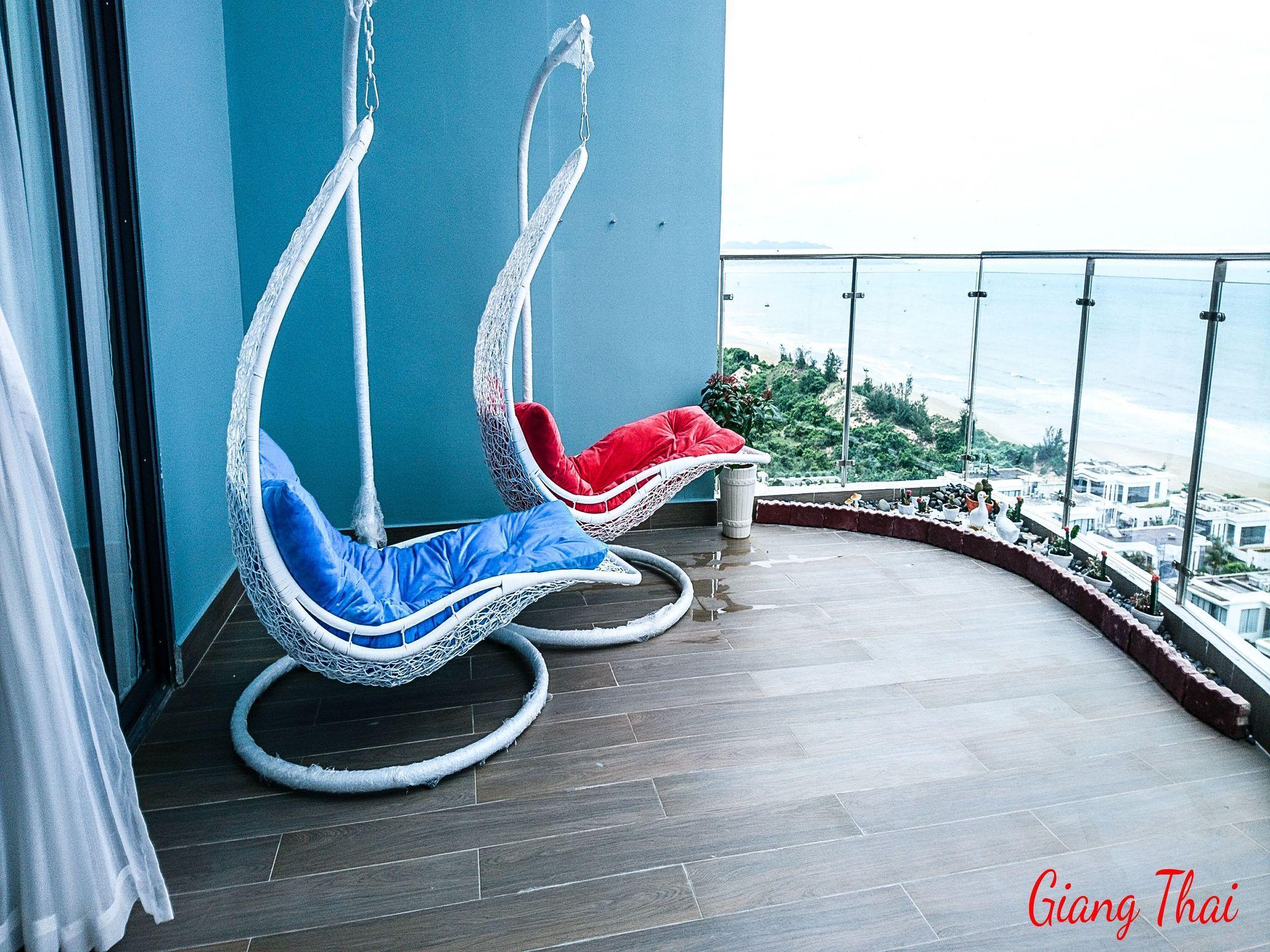 HL Luxury Penthouse Seaview Blue Sapphire Vung Tau