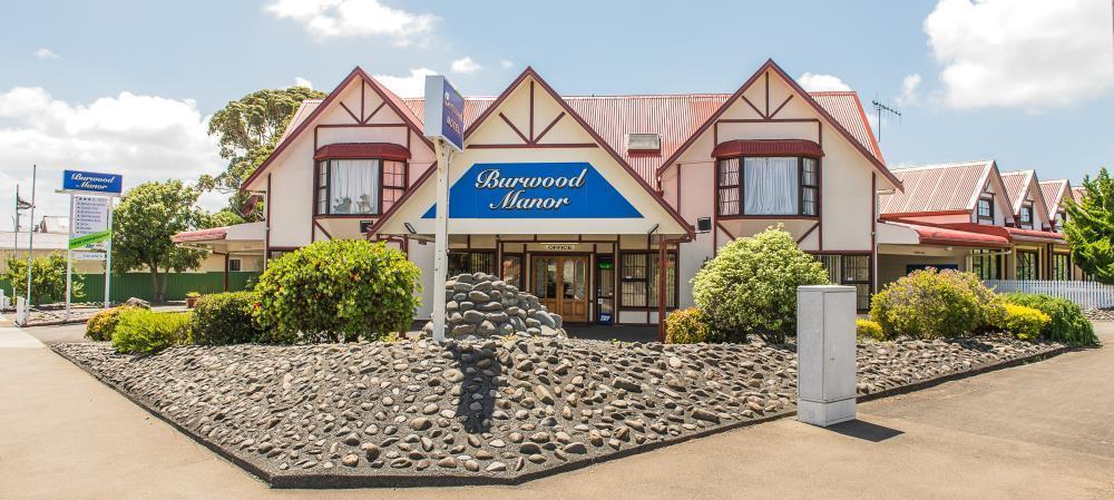 Burwood Manor Motel