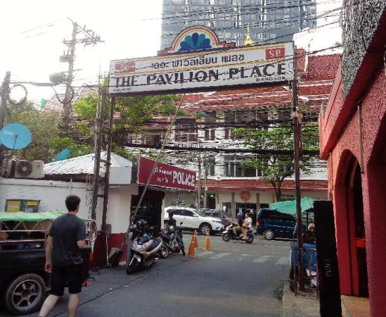 The Pavilion Place Bangkok