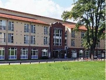 Hotel And Restaurant Am Schlosspark