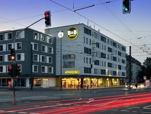 BandB Hotel Dusseldorf   Hbf