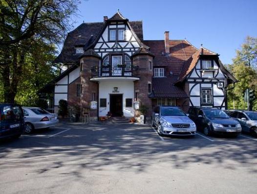 Hotel Jagerhaus In Esslingen