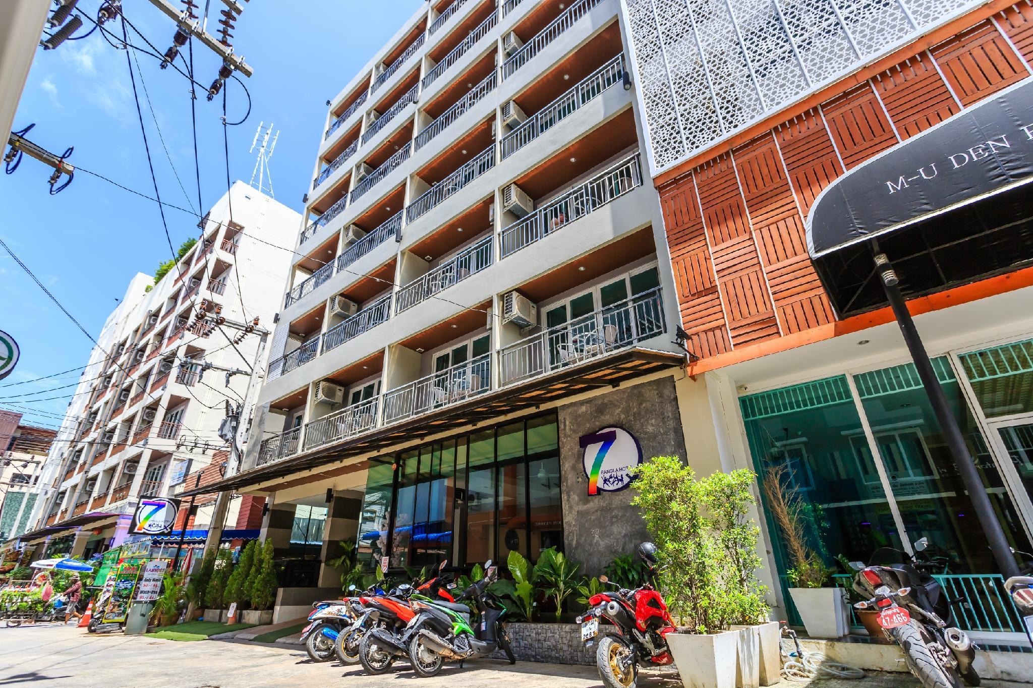 Review 7Q Bangla Hotel