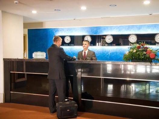 Eurasia Business Hotel Tyumen