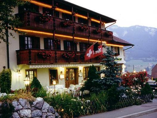 Hotel Restaurant Le Gruyerien