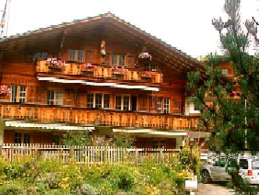 Chalet Alpendohle