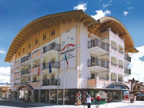 Hotel Garni Muttler Alpinresort And Spa
