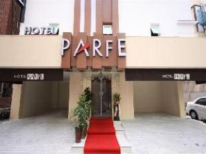 關於新村Parfe飯店 (Parfe Hotel Shinchon)