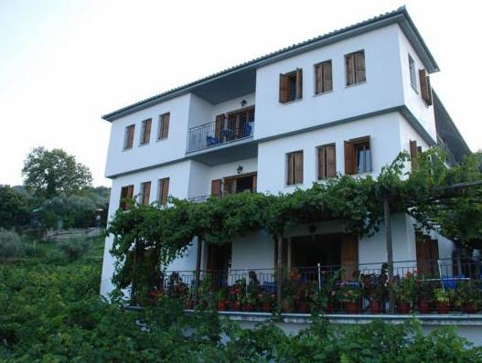Hotel Agnadi   Horefto