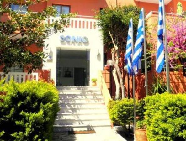 Sonio Beach Apartments Crete Island