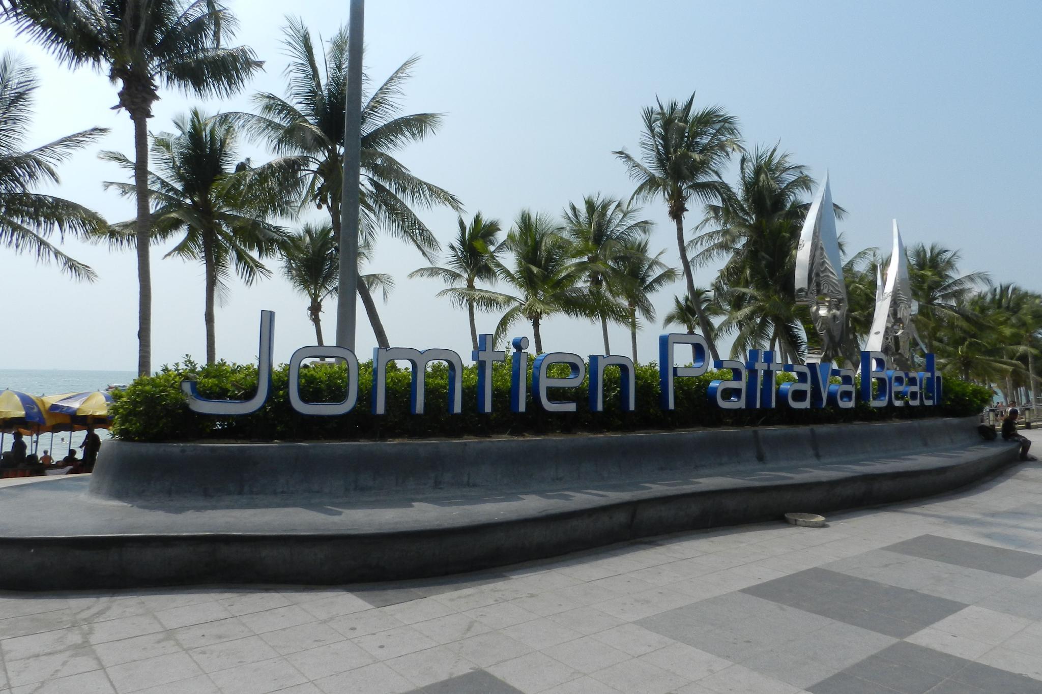 Jomtien PLAZA Condotel - Studio in Thai style 2210 Reviews