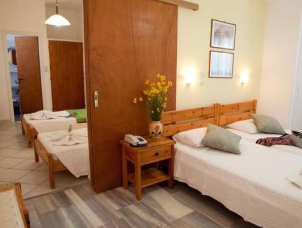 Hotel & Studios Cyclades Paros Island