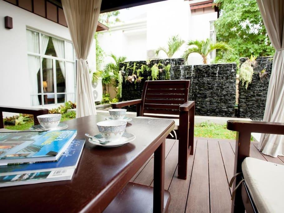 Price Nagawana Villa sleeps 11 people in Pattaya by HVT