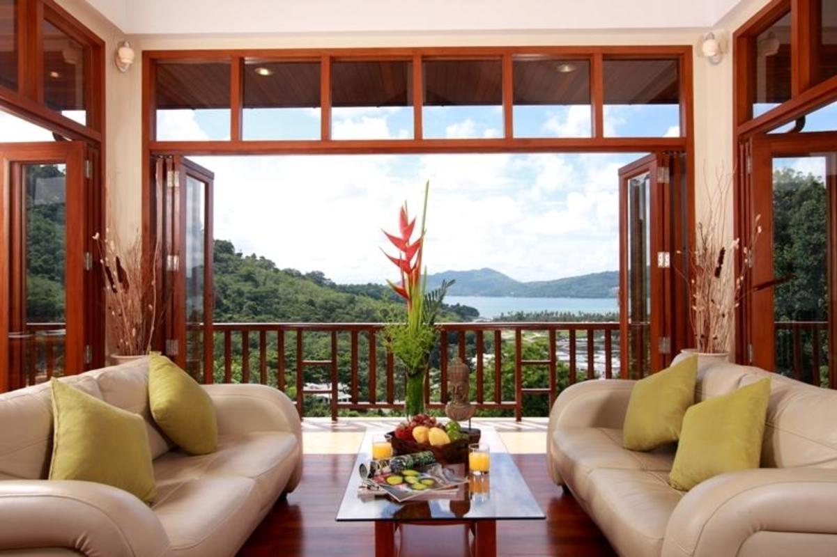 Patong 5 Bedroom Luxury Pool Villa Sleeps 10