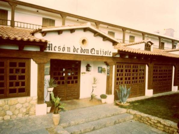 Hotel Meson De Don Quijote