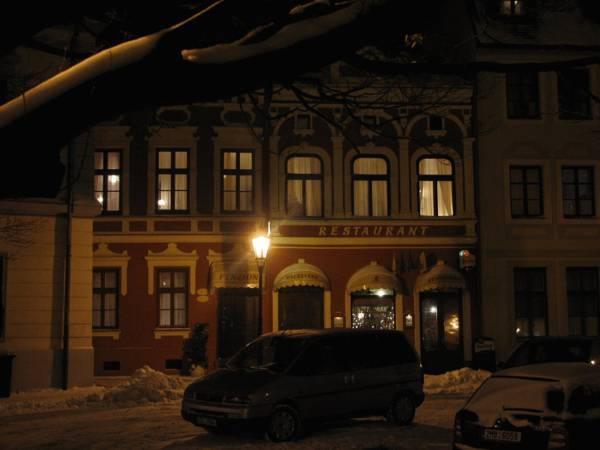 Hotel A Restaurant Excellent Kromeriz