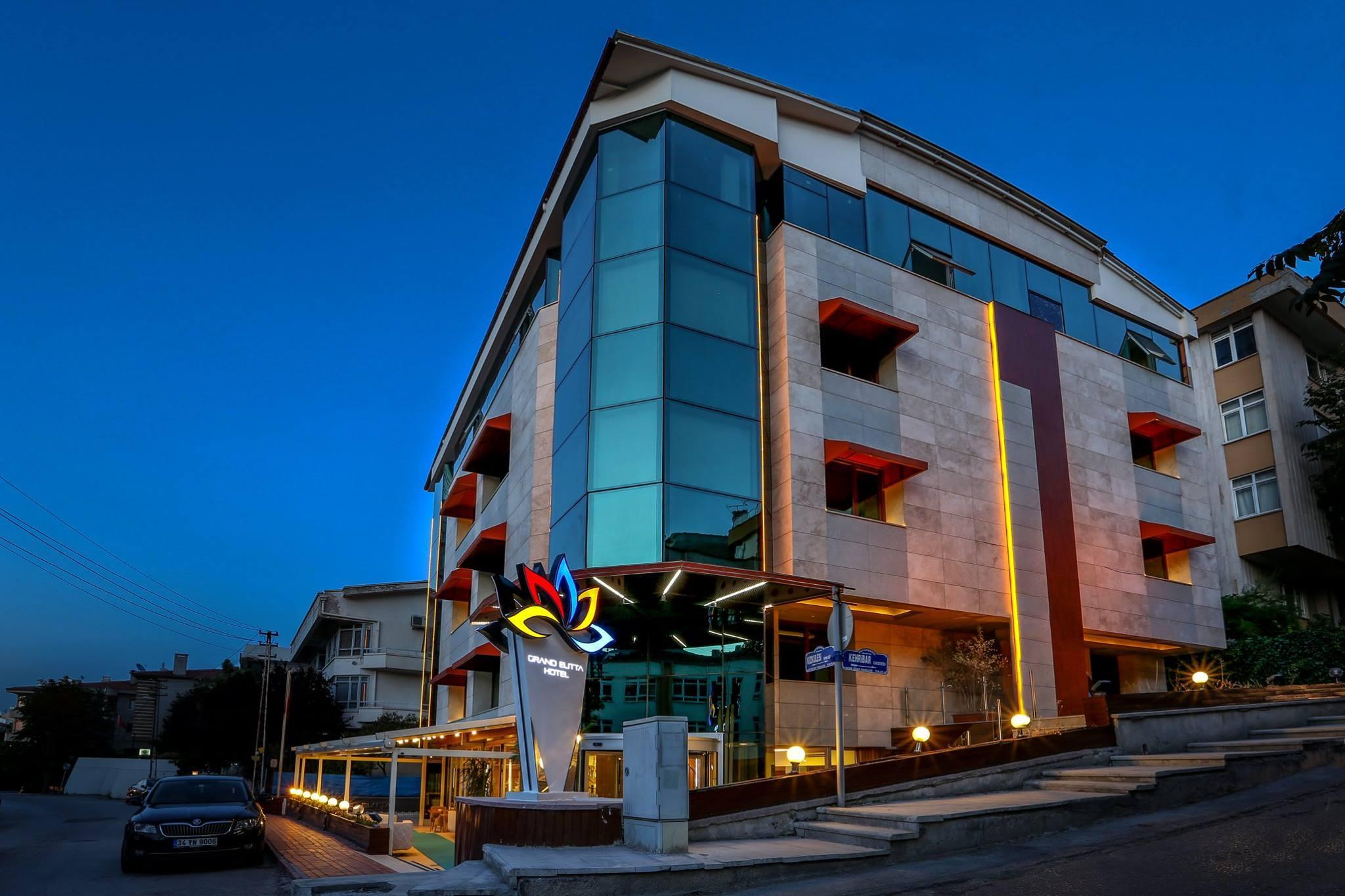 Grand Elitta Hotel