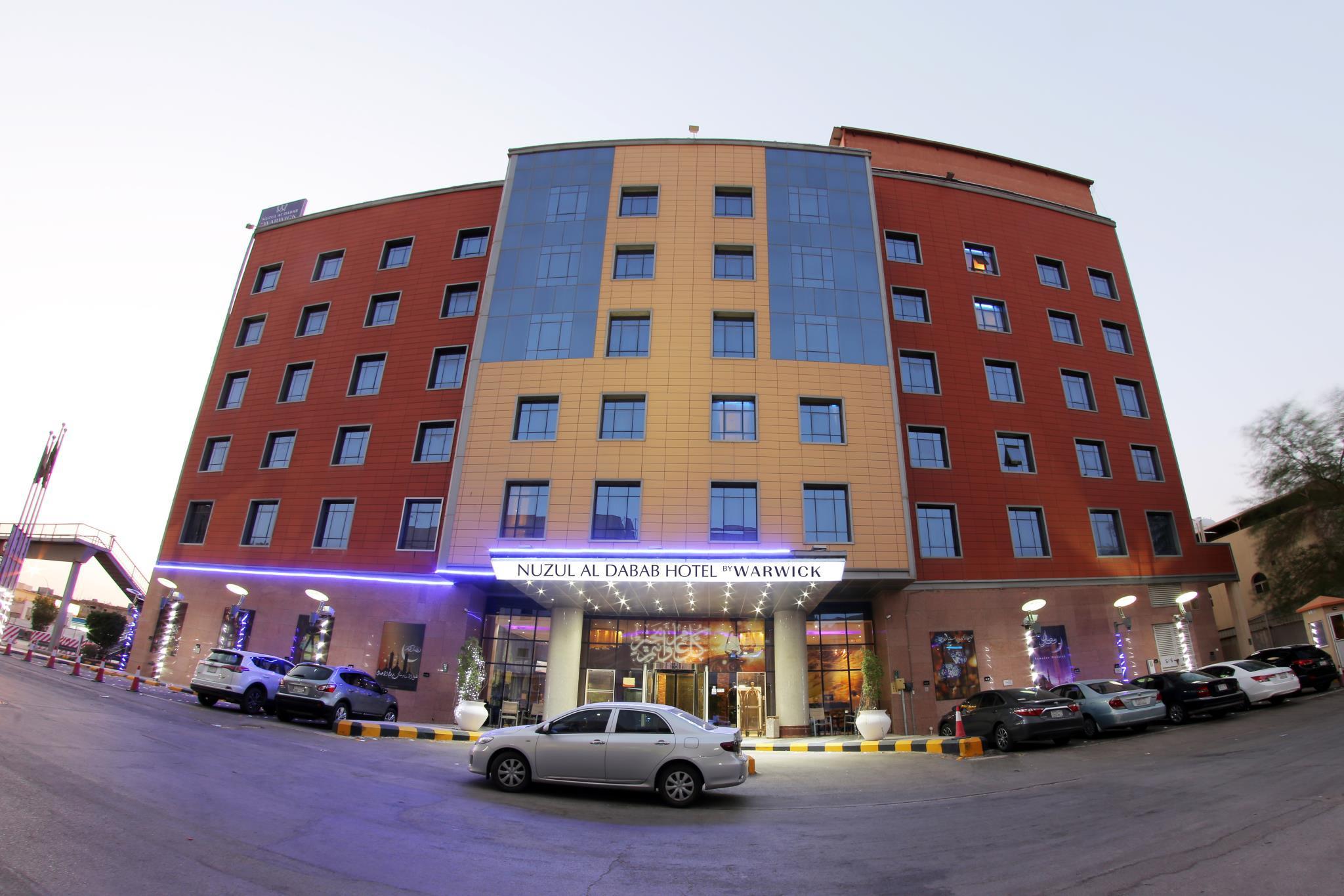 Dabab Hotel By Warwick