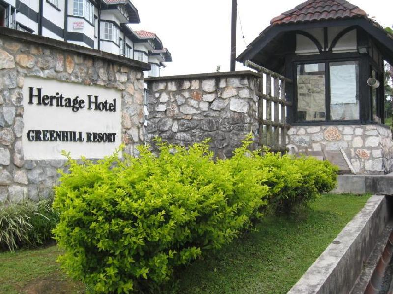 Khor S Apartment Greenhill Resort Hotel Cameron Highlands