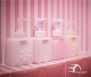 %name STAY TiNY Home Bangkok Pink Room  กรุงเทพ