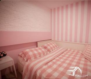 STAY TiNY Home Bangkok Pink Room STAY TiNY Home Bangkok Pink Room