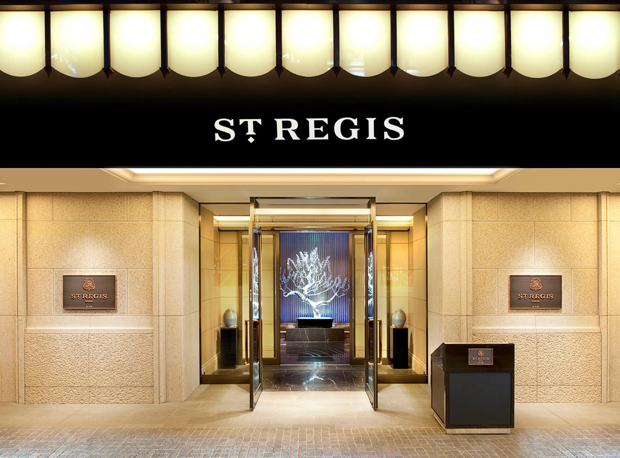 The St. Regis Osaka
