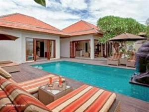 Villa Seriska 1 Sanur with Private Pool