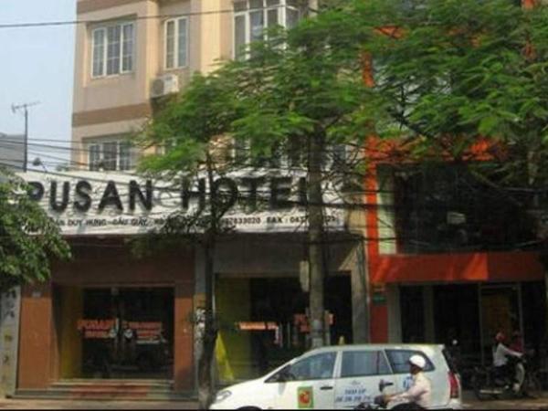 Pusan Hotel - Hoang Minh Giam Hanoi