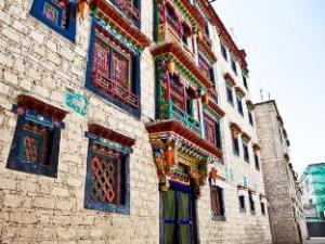 Shambhala Palace Lhasa Tibet