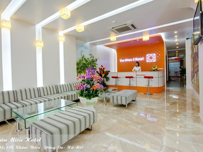 Van Mieu 2 Hotel