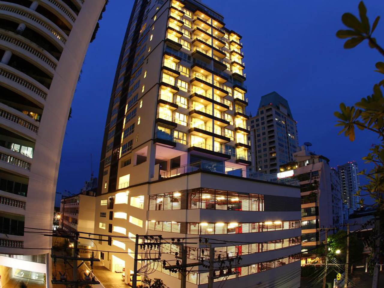 GM Serviced Apartment - Sukhumvit, Bangkok, Thailand ...