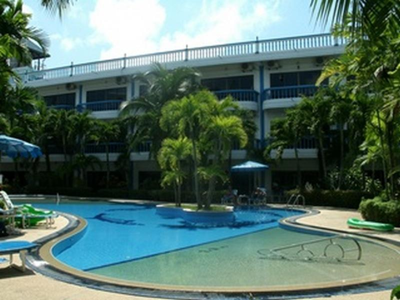 Hotel Murah di Kamala Phuket - The Club Hotel - Kamala Beach