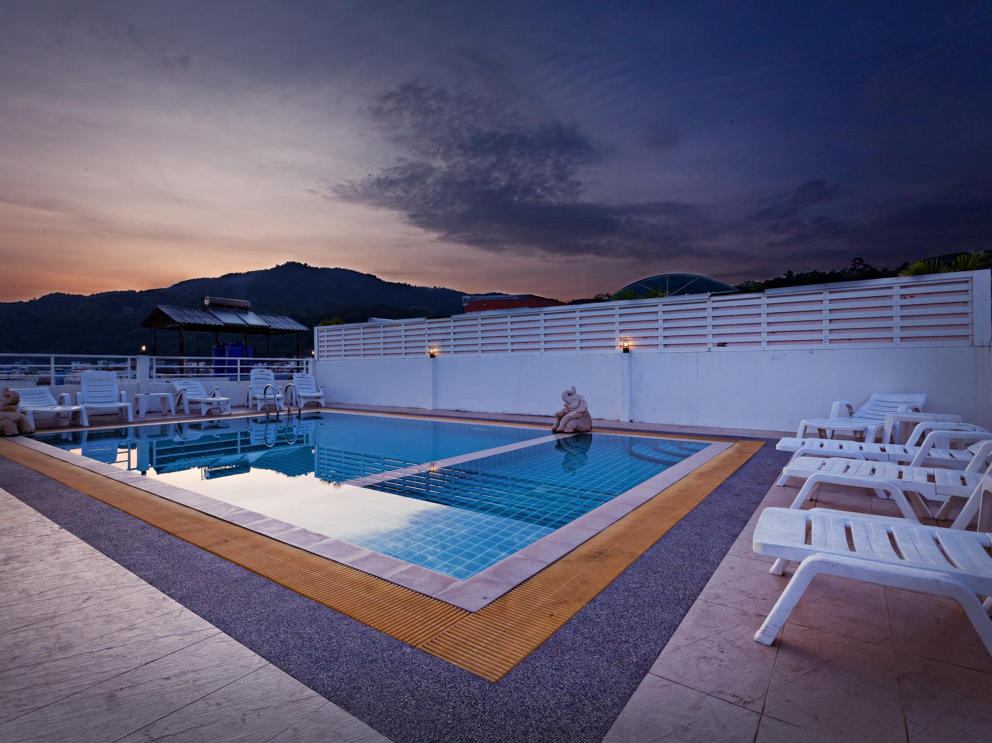 Garden Phuket Hotel โรงแรมการ์เดน ภูเก็ต