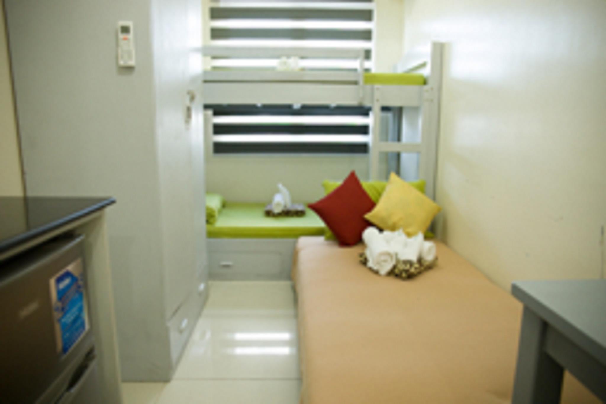 Green Residences cozy studio in Metro Manila