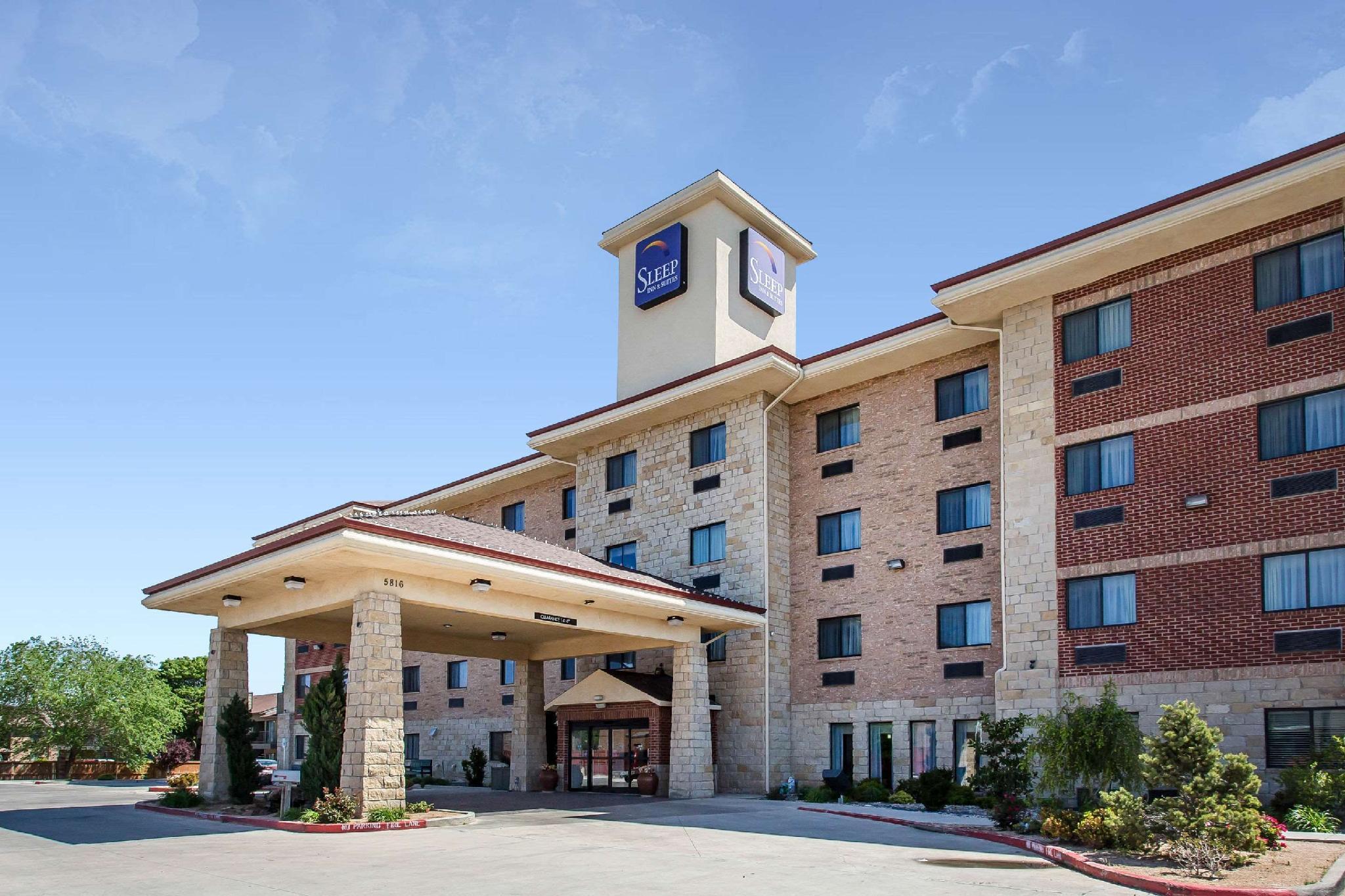 Sleep Inn And Suites Lubbock